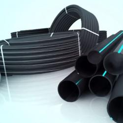 Трубы п/э технические ф50x2.6