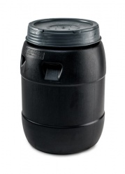 Бочка п/э 55 литров для опасных грузов